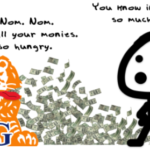 The one way savings account