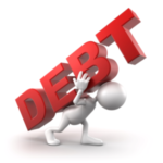 Struggle with loans debt