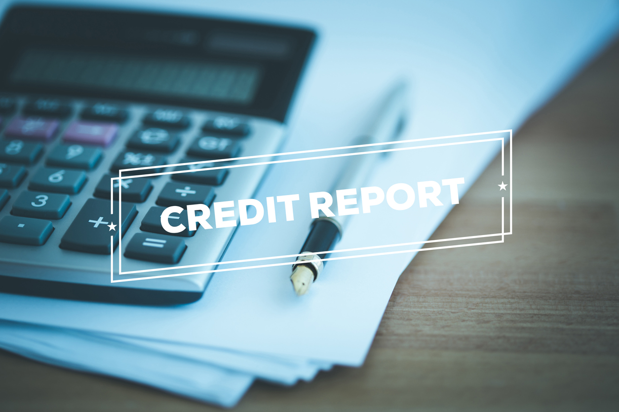 how to clean your credit report