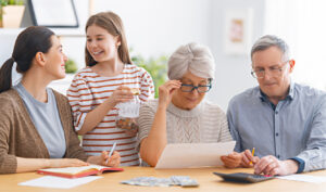 Budgeting Tips for the Sandwich Generation